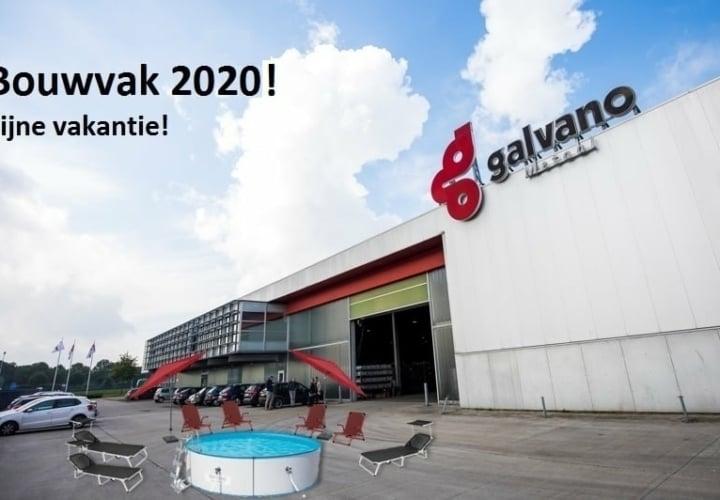 Bouwvak 2020
